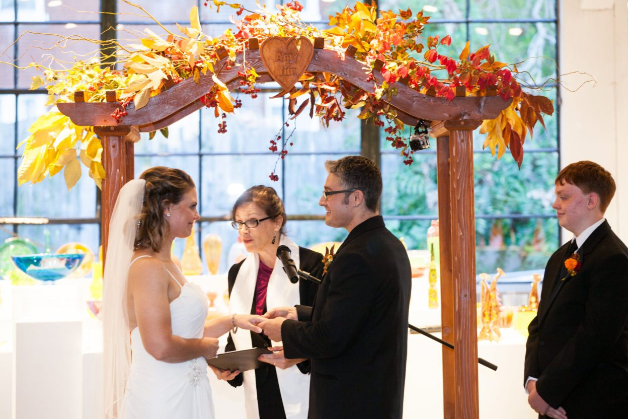 Host Your Ceremony AND Reception At Third Degree!