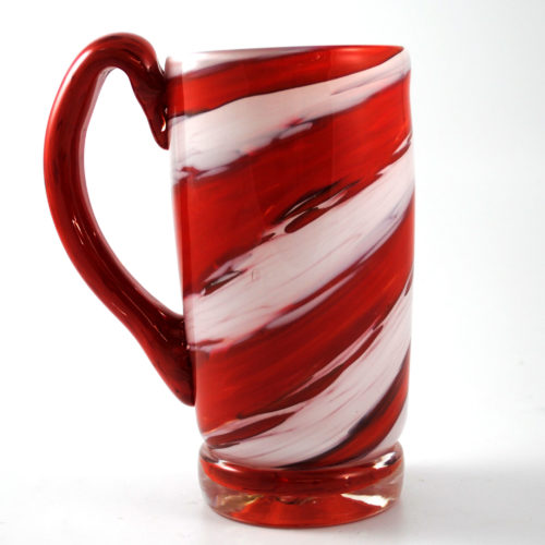 Dan Red Beer Stein